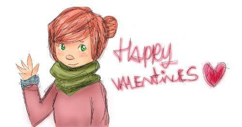 Felicitacion dia de san valentin