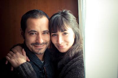 Elena y pareja