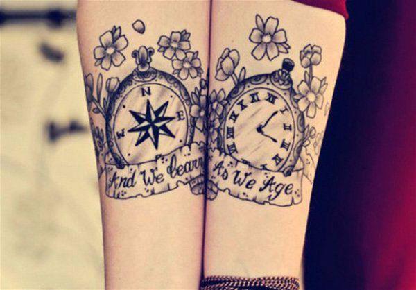 Reloj y brújula-opt