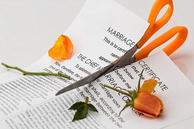 ¿Cómo funciona el proceso de divorcio por mutuo acuerdo?